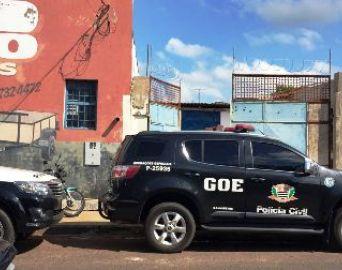 Polícia Civil apreende 316 quilos de cabos de cobre