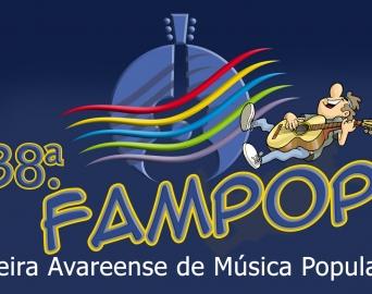 Produtora divulga as canções selecionadas para a 38ª Fampop