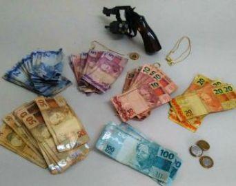 Assaltantes de posto de combústiveis já estão presos