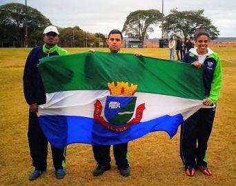 Atletismo paraolímpico volta pra casa com seis medalhas