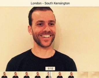Ator avareense concorre a prêmio em Londres