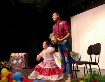 Centro Cultural recebe teatro musical no sábado