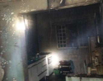 Idoso de 77 anos morre em incêndio no Bairro Plimec
