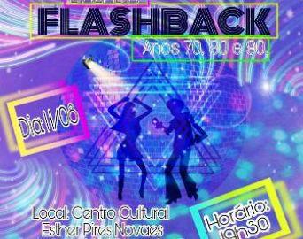Flash Back Cultural resgatará sons das décadas de 70, 80 e 90