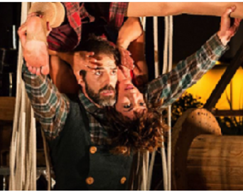 Cultura no Horto recebe espetáculos musical e circense