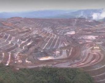 Barragem da maior mina da Vale entra em alerta