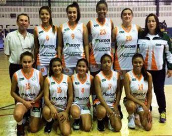 Basquete feminino de Avaré disputa o Campeonato Paulista