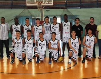 Basquete do Centro Avareense está na final da Liga Centroeste