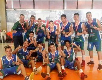 Basquete de Avaré é campeão em torneio do SESI