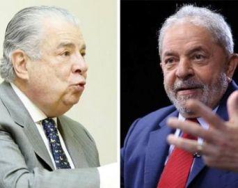 Em reunião com advogados, Lula se desentende com Batochio