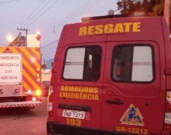Casa pega fogo e criança morre queimada em Avaré