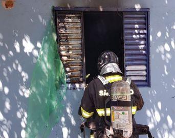 Três casas pegam fogo em Avaré num prazo de 6 dias