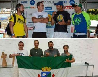 Melhores do Brasil de SUP estarão no Avaré Water Festival