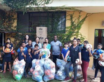 Fundo Social doa brinquedos a entidades de Avaré