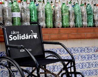 SPVias e Artesp entregam cadeiras de rodas em cidades da região