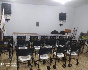 Rotary Club Avaré Jurumirim adquire novas cadeiras de rodas