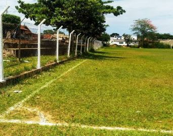 Campo do Fluminense passa por reformas