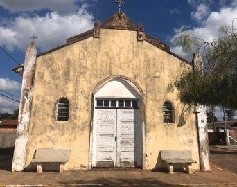 Iniciada a reforma da Capela de Nossa Senhora do Rosário na Barra Grande