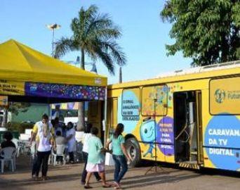 Caravana TV Digital em Avaré terá atrações culturais