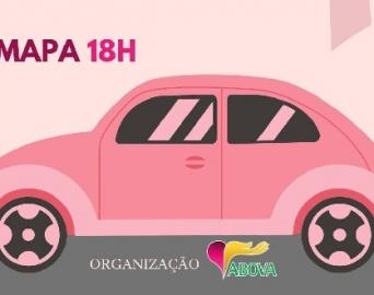 ABOVA promove Carreata Rosa para conscientização do câncer de mama