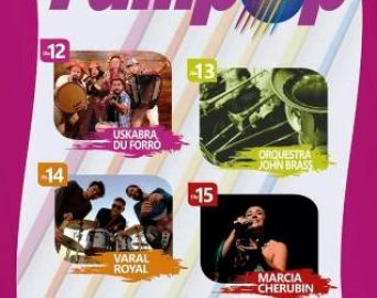 Shows da 36ª Fampop valorizam artistas avareenses