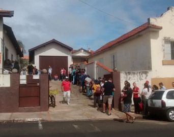 Semana foi marcada por filas e tumulto no Cartório Eleitoral
