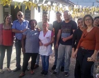 Festa julina reúne acolhidos da Casa de Passagem
