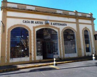 Casa de Artes e Artesanato completará 32 anos de atividades