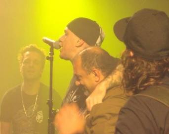 Há 8 anos o rock nacional dava adeus ao vocalista Chorão
