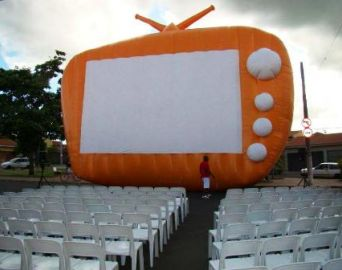 Cine Cidade traz cinema a céu aberto para Avaré