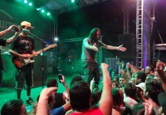 Uma das atrações do evento no ano passado foi o cantor e compositor Gabriel O Pensador, que levou o público ao delírio no Largo São João