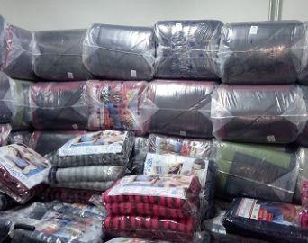 Fundo Social adquire cobertores para atender necessitados