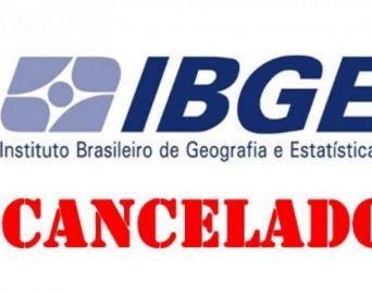 Concurso do IBGE com 81 vagas temporárias para Avaré é adiado