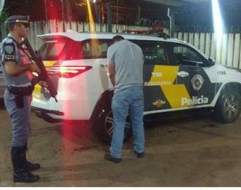 Condenado é capturado na praça de pedágio de Itatinga