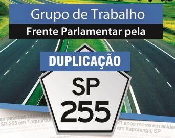 Avaré recebe a Frente Parlamentar pela Duplicação da SP 255