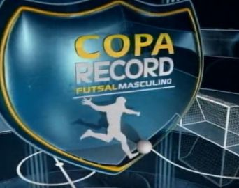 Avaré estreia nesta quarta-feira na Copa Record de Futsal