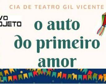 Cia Gil Vicente prepara novo espetáculo teatral