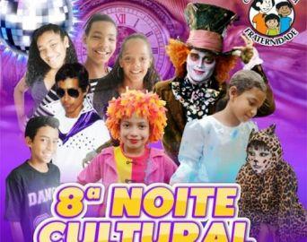 Colônia Fraternidade promove a 8ª Noite Cultural