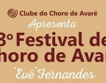 Câmara sediará shows do 8º Festival de Choro de Avaré