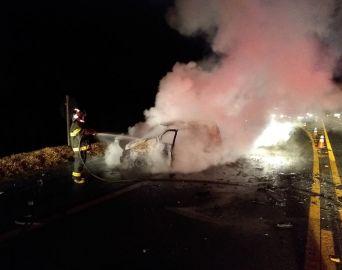 Motorista bêbado provoca acidente e mata uma pessoa na SP-255