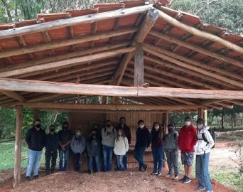 Curso sobre compostagem é desenvolvido no Horto Florestal