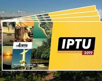 IPTU com 5% de desconto em parcela vence no dia 12 de agosto