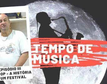 Músico Derico fala sobre a Fampop em programa no Youtube