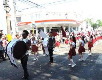 Confira a ordem do desfile em comemoração aos 157 anos de Avaré