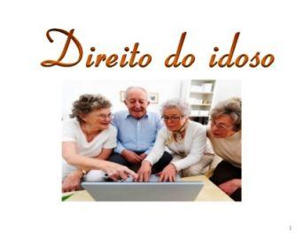 Direitos da Pessoa Idosa será tema de palestra gratuita