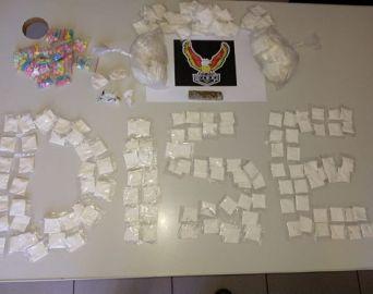 Homem é preso pela DISE com variedade de drogas em Avaré