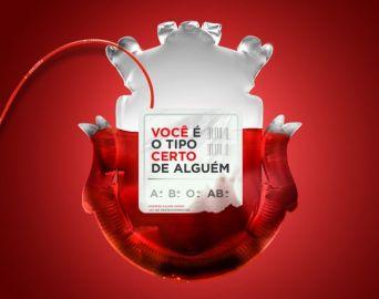 Campanha de Doação de Sangue será realizada no dia 23