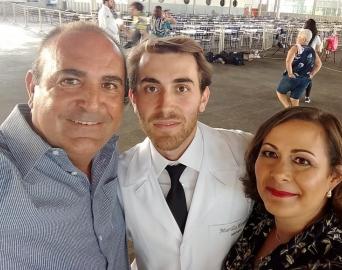Médico Murillo Favaro é o primeiro avareense a ser vacinado contra a Covid-19