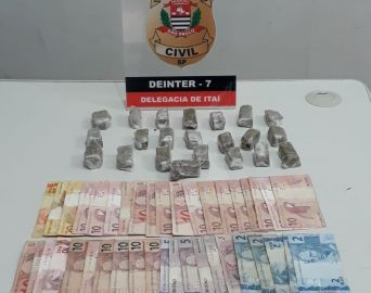 Polícia Civil realiza operação de combate ao tráfico na Vila Capitão Cesário