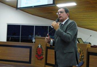 Dr. Júnior é chefe do Departamento Jurídico da Câmara e responsável pela ação que suspendeu a taxa do lixo em Avaré